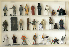 "Collectors Showcase - Premium Display Case for 3-3/4"" Star Wars Figures - S2MS"