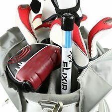 GOLF ALIGNMENT STICKS RODS Swing Trainers Blue Color