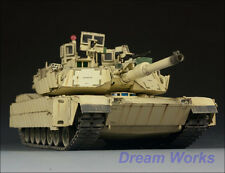 Award Winner Built Tamiya 1/35 M1A2 SEP Abrams TUSK II MBT Iraqi Freedom