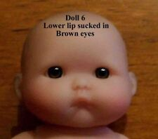 "1 Berenguer 5"" Inch Lots to Love Sucky Lip (#6)  Baby Doll Adorable"