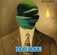 MUTEMATH - ODD SOUL USED - VERY GOOD CD