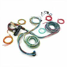 Ultimate 15 Fuse 12v Conversion' wiring harness 40 1940 Ford Coupe custom rat