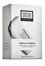 New and Sealed Erno Laszlo Lighten & Brighten White Marble Treatment Bar 3.4 oz