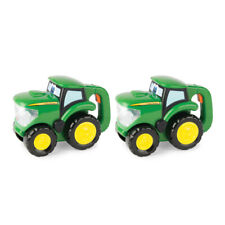 2pk John Deere 15cm Johnny Kids Tractor Flashlight/torch Vehicle Play/toys/18m