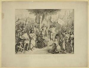Rudolf von Habsburg wahret den Landfrieden,Public Peace,Looking After 2525