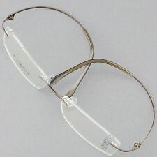 ODYSEY Eyeglass Rx Glass Eyewear Rimless Titanium Frames Multicolor optional 610