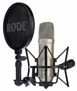 RHODE NT-1A COMPLETE VOCAL RECORDING PROFESSIONALE,NUOVO