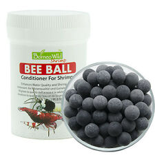BorneoWild Bee Ball 100g Conditioner Enhance Water Quality and Shrimp Health