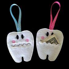 Tooth Fairy Door Hanger Pouch