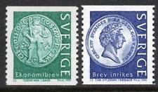 SWEDEN MNH 1999 SG2011-12 Coins