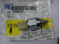 NP205 Transfer Case Dash Light Indicator Switch 1983-1991 K3 D3 V3 Trucks 15914