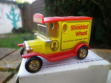 PROMOTIONAL by Lledo FORD T SHREDDED WHEAT comme neuf en boite blanche.
