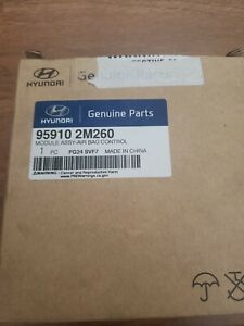 Hyundai Genesis SRS Module 95910-2M260 Coupe Fits 13-16