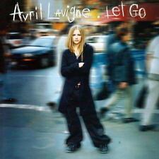CD audio.../...AVRIL LAVIGNE.../...LET GO.....