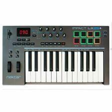 Nektar Impact LX25+ USB MIDI Controller Keyboard With Bitwig 8 Track Software