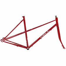 Red Bicycle Frames