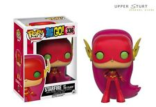 Teen Titans Go Starfire as Flash 336 Funko Pop Vinyl Expert Packaging