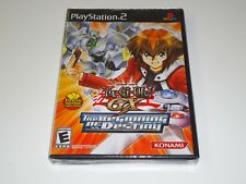 Yu-Gi-Oh GX The Beginning of Destiny (Sony PlayStation 2) PS2 NEW SEALED w CARDS