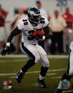 BRIAN WESTBROOK Philadelphia Eagles 8X10 ACTION Photo   PHILADELPHIA EAGLES