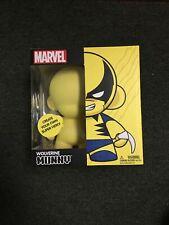 NEW Kidrobot MARVEL MUNNY Wolverine Figure X-Men Do It Yourself Super Hero