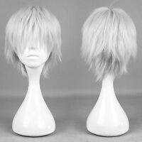 Cosplay Wig Anime Tokyo Ghouls Ken Kaneki REI Uta Kirishima Toka Cosplay Wigs