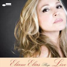 Eliane Elias – Eliane Elias Plays Live CD