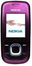 PINK NOKIA 2680S SLIDE MOBILE PHONE-UNLOCKED WITH NEW HOUSE CHARGAR AND WARRANTY