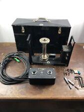 Circuit Breaker Analyzer Systemcincinnati Clock Amp Instrument Co Type D1202