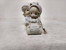 Precious Moments Our First Christmas Together 1999 Le Collectable 587796 ch102