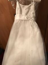 John Rocha, from Debenhams, flower girl dress- Age 3 - RRP £40