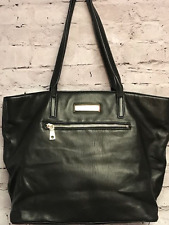 DKNY Donna Karen Women's Buttery Soft Genuine Leather Handbag Tote Business EUC