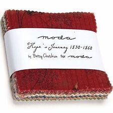"""Hope's Journey Mini 2.5"""" Charm Pack by Betsy Chutchian for Moda Fabrics"""