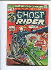 Ghost Rider 4 VG/FN Marvel comics  CBX1E