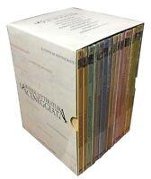 16 Dvd Box Cofanetto LA GRANDE LETTERATURA SCENEGGIATI RAI '60-'70 completa nuov