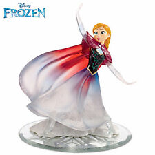 Love Warms a Frozen Heart Frozen Anna Figurine - Bradford Exchange