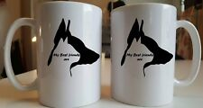 My Best friend is Cat & Dog mug Great gift for him/her  novelty