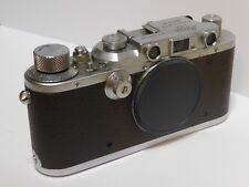 Leica D.R.P. 1938 IIIa 3a TESTATO con pellicola. tutto funziona correttamente.
