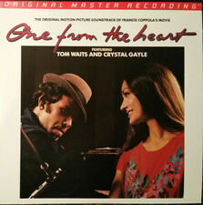 Tom Waits & Crystal Gayle One From The Heart Soundtrack Numbered Limited Edition