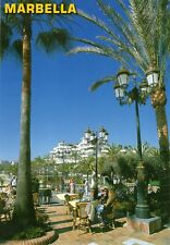 HQ  -  XL Postcard  neu, new  -  Costa del Sol  -  Marbella  -  Puerto Banus