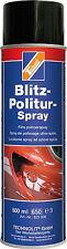Blitz-Politur-Spray Für glatte und widerstandsfähige Oberflächen 500ml    825038