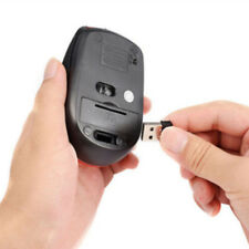 USB 2.4GHz Mouse/Mice HOT Wireless for Computer Optical Netbook Green Cordless