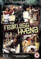 The Fearless Hyena Ultra-Bit Edition (DVD, 2007)