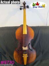 "Baroque Style hand carved SONG Brand Maestro 4 strings 22 3/4"" viola da gamba"