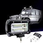 5Inch 72W LED Car Work Light Bar Spot Beam Driving Offroad SUV Boat ATV 4WD Lamp