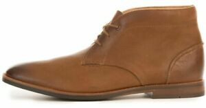 Clarks Mens Welted Chukka Boots BROYD MID Tan Leather UK various sizes