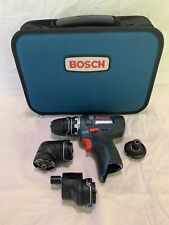 Bosch 12V 5-In-1 Drill/Driver System & Bag (New From Larger Kit)