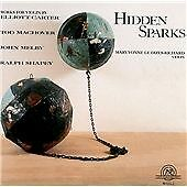 Elliott CARTER Tod MACHOVER Ralph SHAPEY Works for Violin NEW WORLD CD