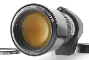 """Exc+++++"" Nikon Ai-s Micro-Nikkor 200mm F/4 MF Macro Lens From Japan D840"