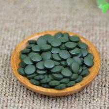 Organic Spirulina Tablets Veg Pills Superfood Cold Pressed Anti Fatigue 250g