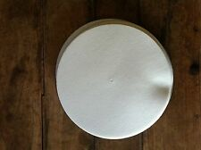"Dj Slipmats ""white"" NEW TURNTABLE Technics 1200 FELT"